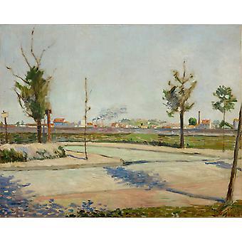 Vaikutelma, Paul Signac, 50x40cm