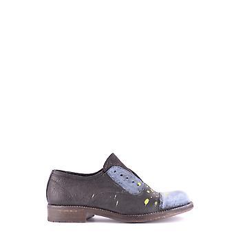 Cl Factory Ezbc249002 Men's Black Leather Lace-up Shoes