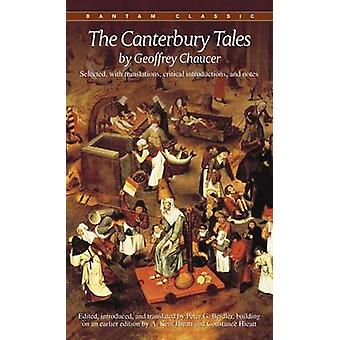 The Canterbury Tales by Geoffrey Chaucer - A.Kent Hieatt - Constance