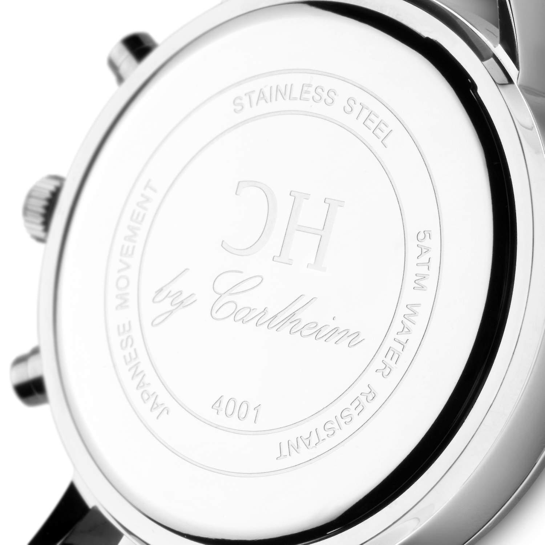 Carlheim | Armbandsur | Chronograph | Fur | Skandinavisk design