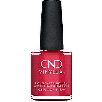 CND vinylux Night Moves 2018 Nail Polish Collection - Kiss Of Fire (288) 15ml