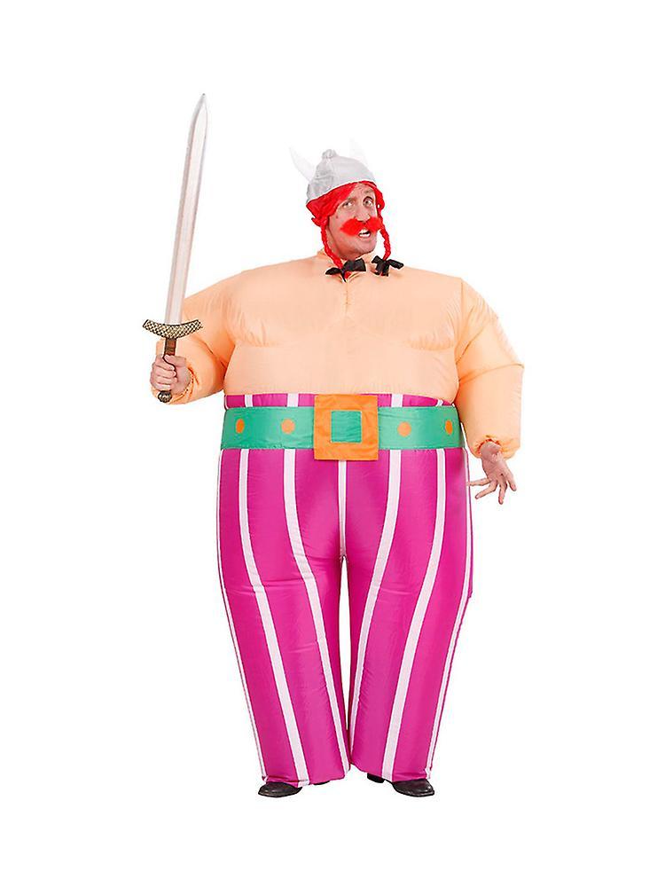 Inflatable Viking Costume