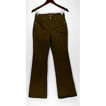 Women with Control Jeans My Wonder Denim Boot Cut Green A294271