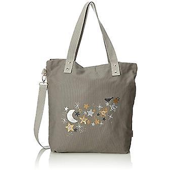 Adelheid Gl ck Einkaufstasche - Grey Women's Bag (Schattengrau) 10x30x44cm (B x H T)