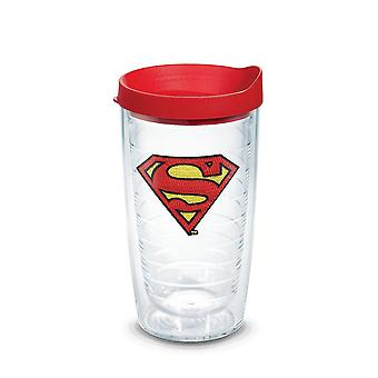 Superman Emblem Tumbler z pokrywką 16 uncji Tervis®