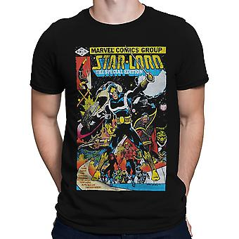 Star-Lord Comic Cover Men's T-Shirt