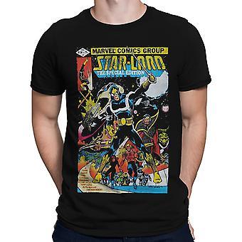 Star-Lord Comic Cover Männer's T-Shirt