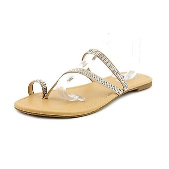 INC International Concepts Womens MISTYE Open Toe Casual Slide Sandals