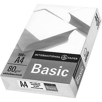 Międzynarodowy papierowy podstawowy papier drukarski IP Basic Drukarka A4, 500 arkuszy