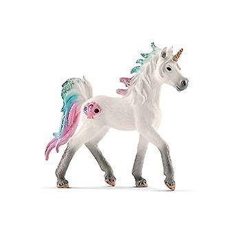Schleich 70572 Sea Unicorn, Foal