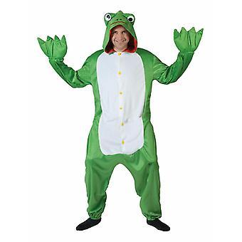 Costume d'animal de flycatcher d'animal de grenouille d'animal Flycatcher hommes