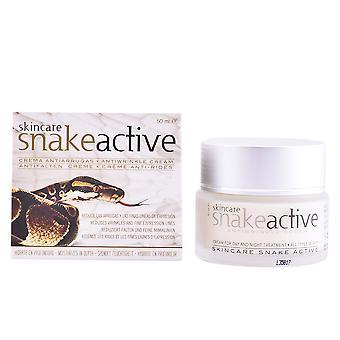 Ruokavalio esteettinen ihonhoito käärme aktiivinen Antiwrinkles päivävoide 50 Ml naisten