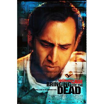 اخراج الموتى (مزدوجة من جانب العادية) ملصق السينما الأصلي