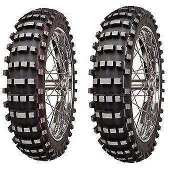 Motorcycle Tyres Mitas C-12 ( 2.50-10 TT 37J Rear wheel, NHS, Compound Soft Terrain, Front wheel, red )
