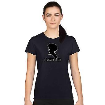 Junior's T Shirt I Love You