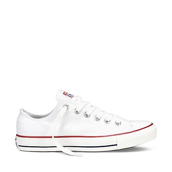 Basket mode Converse Chuck Taylor All Star ox Blanc