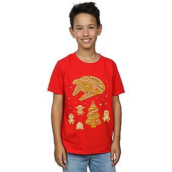 Star Wars Boys Gingerbread Rebels T-Shirt