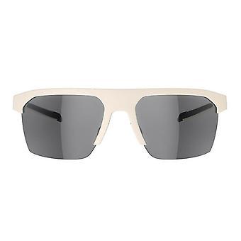 adidas Strivr Lightweight Sport Sonnenbrille - Rohweiß - Grau