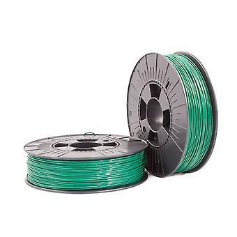 PLA 1,75mm sötétzöld ca. RAL 6016 0,75kg - 3D filament kellékek