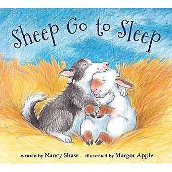 Sheep Go to Sleep lap board book par Nancy E Shaw