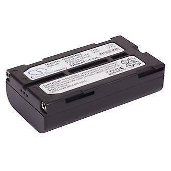 Battery for Sokkia 40200040 7380-46 BDC-46A GPS SET300 SET500 data collector