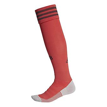 2020-2021 Germany Home Adidas Goalkeeper Socks (Red)