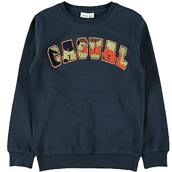 Name-It Boys Sweater Nars Dark Sapphire