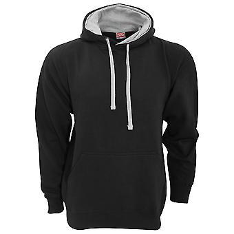 FDM Unisex Contrast Hooded Sweatshirt / Hoodie (300 GSM)