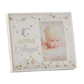 Shudehill Giftware Little Angel Baby 4 X 6 Photo Frame