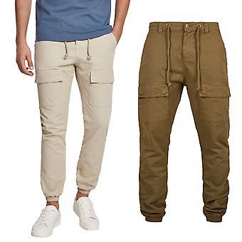 Urban Classics - Front Pocket Cargo Jogging Pants Hose