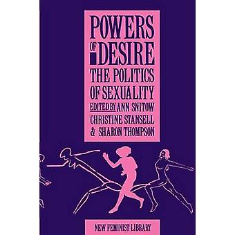Powers of Desire by Snitow & Ann