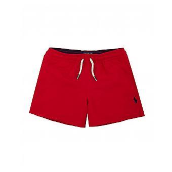Polo Ralph Lauren Childrenswear Pp Logo Swim Shorts