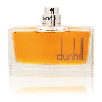 Dunhill pursuit by alfred dunhill for men 2.5 oz eau de toilette spray (tester no cap)