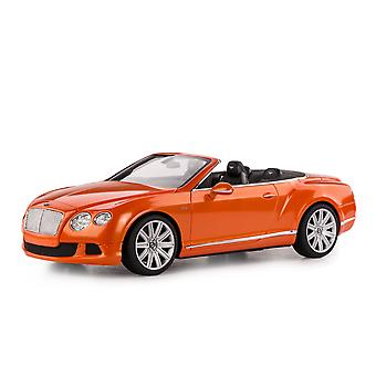 Licensed RC 1:12 Bentley Continental GT Convertible Remote Control Car Toy