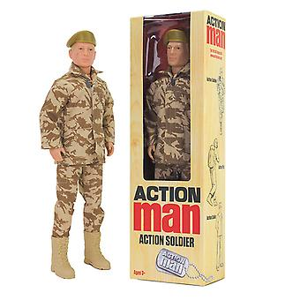Action Man Soldier hahmo