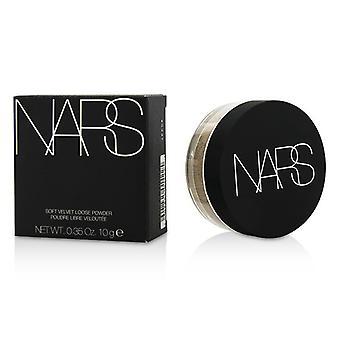 NARS fløyelsmyk Loose Powder - #Desert (lys Rose) 10g/0,35 oz