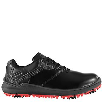 Slazenger Homme V300 Golf Shoe Sports Spiked Chaussures Sneakers