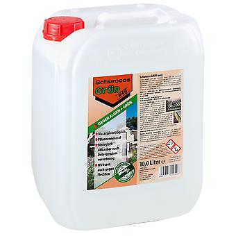 SCHUROCO® GREEN way, 10 liters