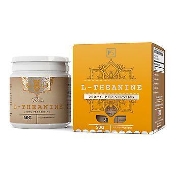 L-Théanine 50g Poudre pure