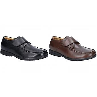 Flotta & Foster mens fred Moccasins