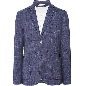 Circolo 1901 Stretch Cotton Woven Print Jacket
