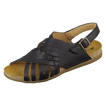 El Naturalista Zumaia N5246black universal summer women shoes