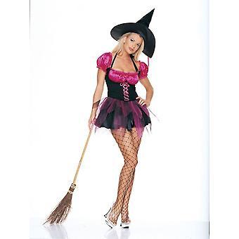 Kvinnor Sexy Witch Kostym