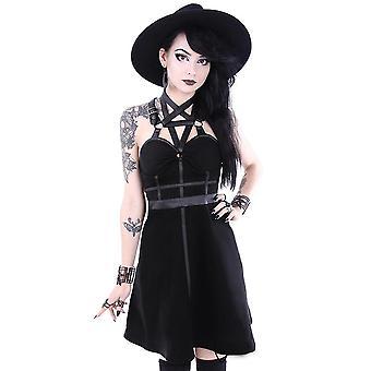 Restyle - pentagram party dress -