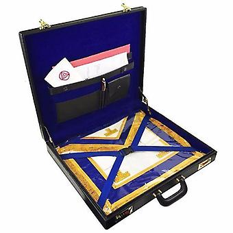 Masonic regalia provincial hard briefcase