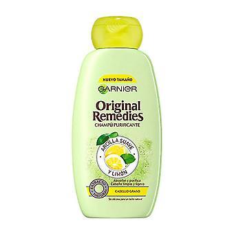 Purificação Shampoo Remédios Originais Garnier (300 ml)