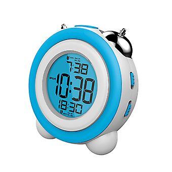 Ceas cu alarmă Daewoo DCD-220BL albastru