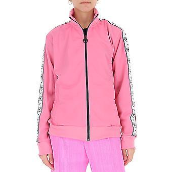 Sweatshirt Chiara Ferragni Cff115 Femmes-apos;s Pink Polyester Sweatshirt