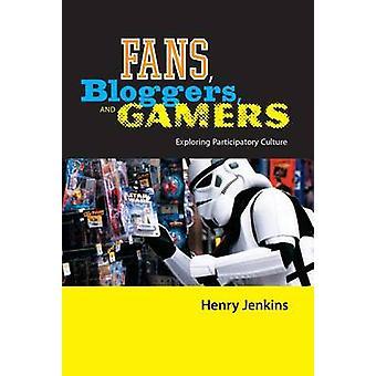 Fans, Bloggers y Gamers explorando cultura participativa por Jenkins y Henry