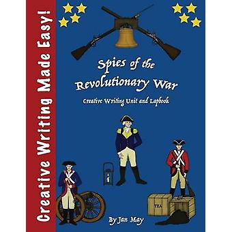 Spies of the Revolutionary War Writing Unit and Lapbook by May & Jan